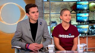 "Parkland shooting survivors on activism: ""We're what every American should be"""