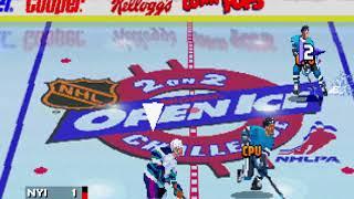 Flashback Friday: NHL Open-Ice