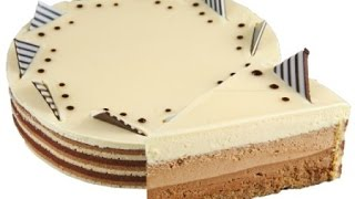 Торт Три шоколада(Все рецепты - http://bit.ly/1JfNbrk Плейлисты с рецептами: Вкусный шоколадный торт- http://bit.ly/1JroDP7 Рецепт вкусного торт..., 2014-10-03T17:37:03.000Z)