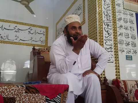 Syed Abrar Ul Hassan Zaidi Shah Sb. Hazrat Jabir Ki Khandaq Ki Khudaii K Doran Huzor Ko Dawat