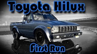 Toyota Hilux Street Road RC