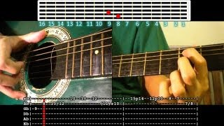 Walang Iba - Ezra Band Lead/Solo Guitar Tutorial