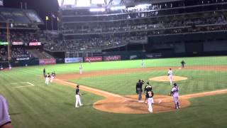 Josh Reddick - Home Run 5/11/12