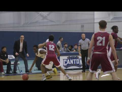SUNY Canton vs. SUNY Potsdam Men's Basketball – Roos House Game Night