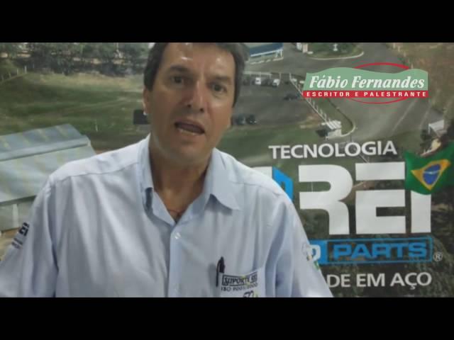 Palestra Motivacional para SIPAT com Fabio Fernandes