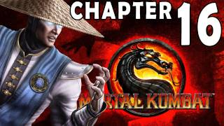 Mortal Kombat 9 - Final Chapter 16: Raiden 1080P Gameplay / Walkthrough