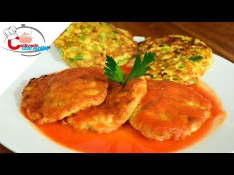 tortitas-de-calabaza-sin-capear---recetas-económicas
