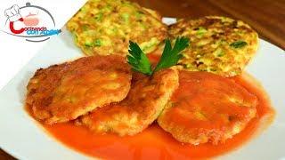 Tortitas de Calabaza Sin Capear - Recetas Económicas