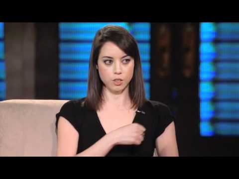 Aubrey Plaza Interview (Lopez Tonight - Feb 7 2011)