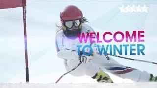 Welcome to winter! - 29th Winter Universiade 2019 in Krasnoyarsk