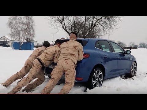 Megane GT protiv vojske! - testirao Juraj Šebalj