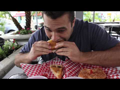 Joe Eats Astro Burger
