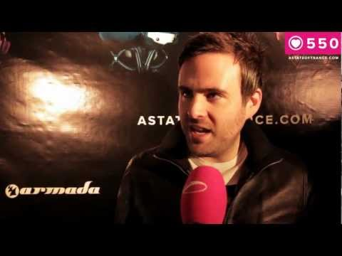 ASOT 550 Los Angeles: Gareth Emery Interview