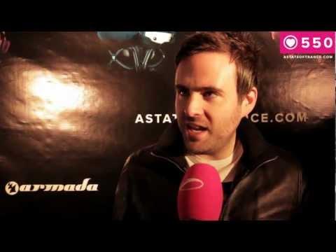 ASOT 550 Los Angeles: Gareth Emery Interview