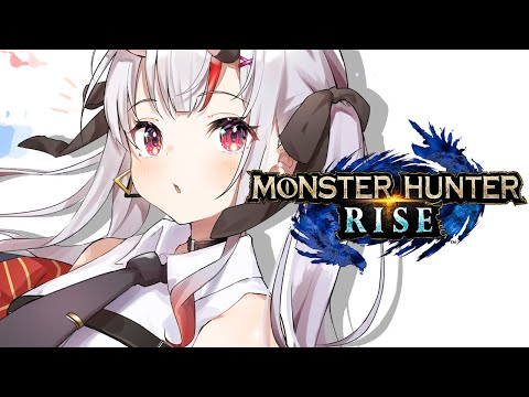 【 MONSTER HUNTER RISE】納刀術を覚えた初心者剣士⚔⚔