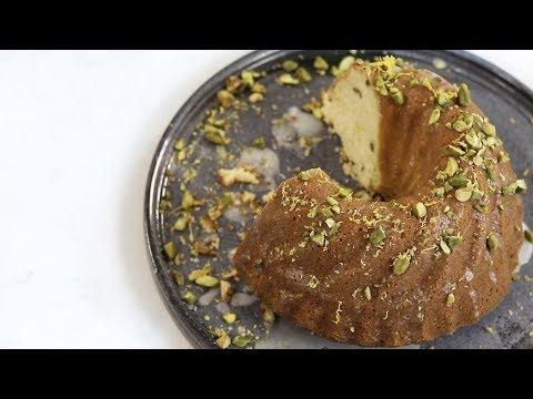 Mjuk kaka med pistagenötter - så god att den inte behöver clickbait