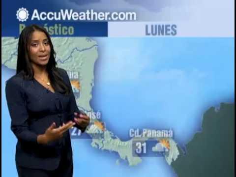 Pron stico del tiempo para latinoamerica lun 29 09 2014 for Pronostico del tiempo accuweather