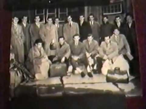 Boston College Hockey 1949 NCAA Champions