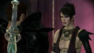 Dragon Age: Origins Morrigan Romance part 39 (happy ending): Warden leaves with Morrigan (version 1)