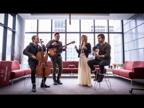 Kopecky Family Band - Are You Listening (acoustic) (Live on 89.3 The Current)