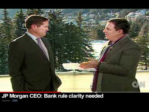 Jes Staley Davos interview