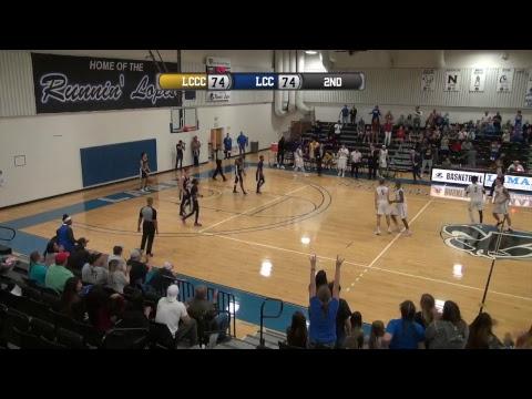 Lamar Community College vs. Laramie County Community College (Men's Basketball)
