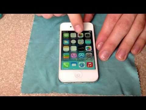 How to do a screenshot on iphone 5s
