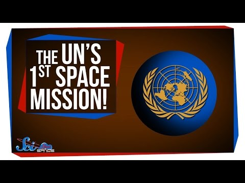 The United Nations' First Space Mission