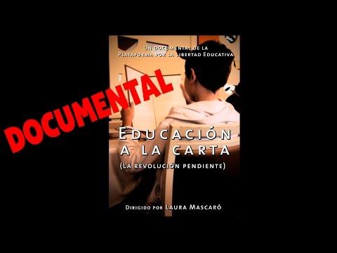 Educación a la carta (La revolución pendiente) - DOCUMENTAL