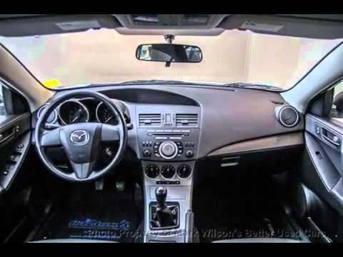 mark wilsons better used cars 2011 mazda mazda3 sedan spoiler 5 rh youtube com manual for 2011 mazda 3 manual for 2012 mazda 6i touring sedan