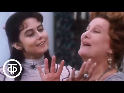 Свадьба Кречинского. Серия 1. Комедия Александра Сухово-Кобылина. Телеверсия спектакля (1975)