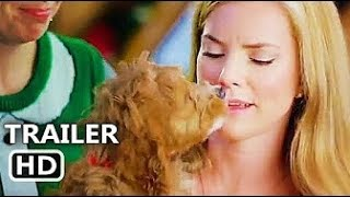 PUPPY FOR CHRISTMAS Official Trailer 2017 Christmas TV Movie HD   YouTube