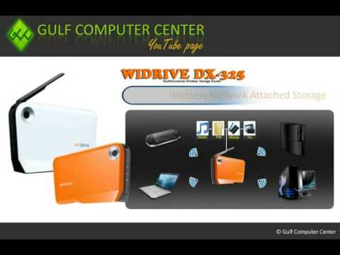 Widrive DX-325  Multifunctional Wireless Storage Router
