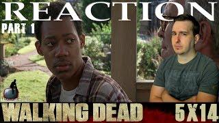 The Walking Dead S05E14 'Spend' Reaction / Review - PART 1