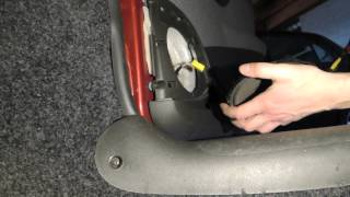 Replacement car audio speakers Fiat Punto