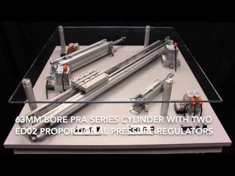 EPPS Electro Pneumatic Positioning System —  Rexroth Pneumatics/Aventics