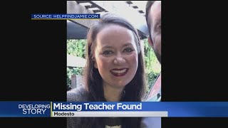 Missing Modesto Woman Found Weeks Later Hiding In Field