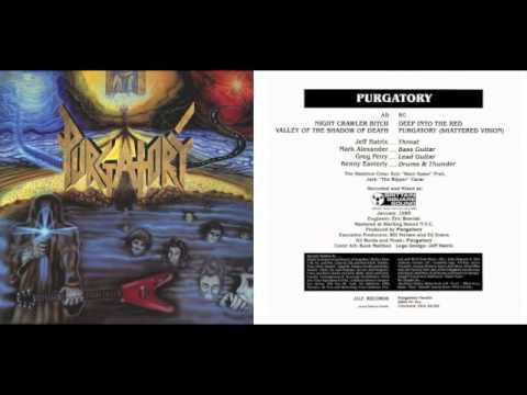 [TR24][OF] Jon Schaffer/s Purgatory (Iced Earth)