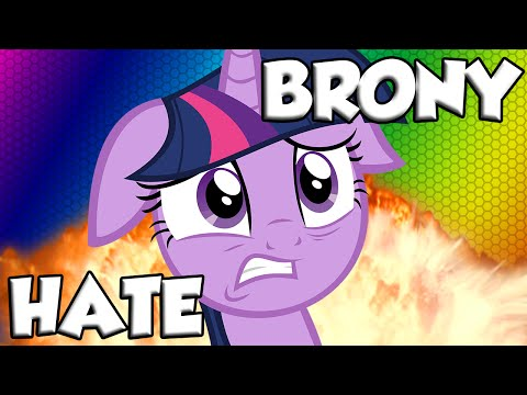 Bronies - Why Do Bronies Get So Much Hate? (Commentary)
