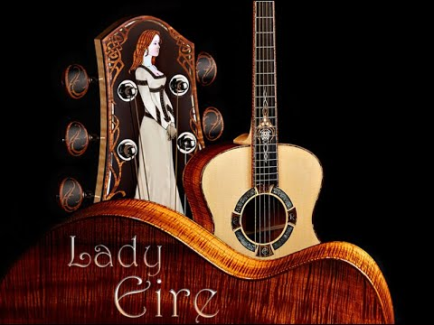 Lady Eire Celtic Guitar - Reveal