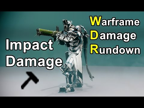 WDR #1: Impact Damage (Warframe) thumbnail