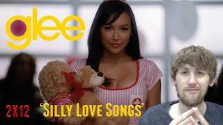 Glee Season 2 Episode 12 - 'Silly Love Songs' Reaction