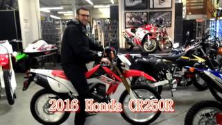 WR250R vs. CR250R // DR650 vs. KLR650 -- A Tall Rider's Review