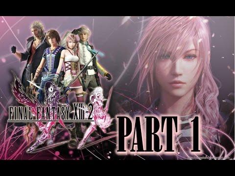 Final Fantasy XIII-2 Part 1 Japanese Audio English Subs Walkthrough