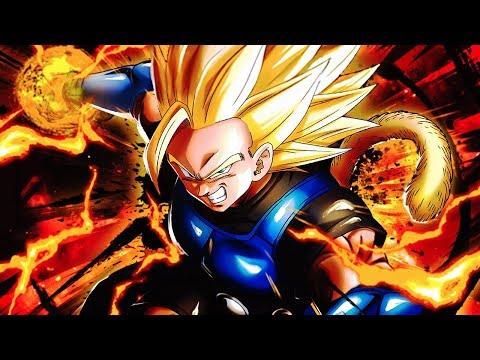 SSJ SHALLOT IS A MONSTER! | Dragon Ball Legends DB Gameplay