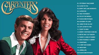 The Carpenters Best Songs Ever - The Carpenters Greatest Hits Full Album 2018