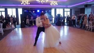 Weeding Dance Choreography - Walz, Mambo, Rumba Jive - Laura & Andy