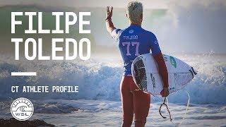 Wunderkind: Filipe Toledo Profile