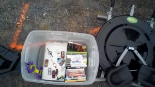 (Spy Glasses) Retro Video Game Garage Sale Finds Week 10 (RARE N64/NES/SNES): MaximusBlack