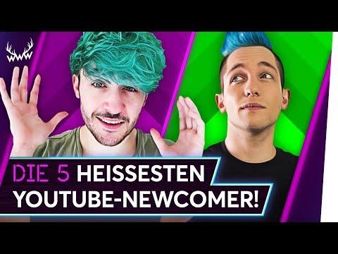 Die 5 HEISSESTEN YouTube-Newcomer! | TOP 5